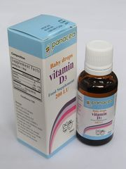 Vitamin D3 Drops 200 IU